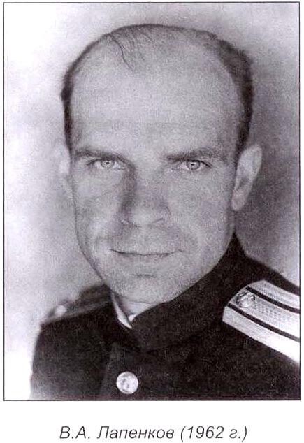 Первый командир крейсера