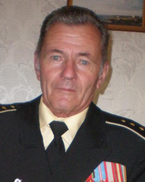 """Ковшарь А.В. - помощник командира ркр """"Грозный"""""""