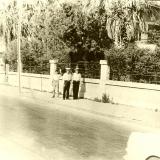 На улице Латакии Кочнев С. и Сомов В. (фото С.Кочнева)