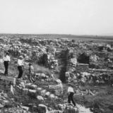 Экскурсия на развалины древнего города Угарит (фото Н.Демидова)