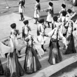 """Ансамбль """"Кабардинка"""" дает концерт для моряков крейсера"""