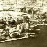 Панорама города Котор с моря (фото С.Кочнева)