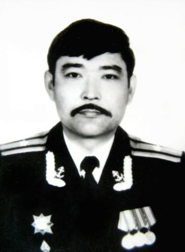 Жампиисов Купесбай Оразбаевич