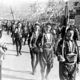 100-летие восстания моряков в Которской бухте (фото Пахомова В.)