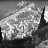 Котор вид Которской бухты с гор (Фото В. Зинченко)