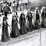 Выступает ансамбль Кабардинка (Фото В. Зинченко)