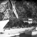 Котор вид с бака корабля (Фото В. Зинченко)