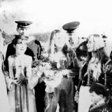 Торжества связанные с 50 - летием восстания австро-венгерского флота (Фото В. Зинченко)